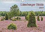 Lüneburger Heide (Wandkalender 2019 DIN A4 quer): 12 wunderschöne Bilder aus einer alten Kulturlandschaft (Monatskalender, 14 Seiten ) (CALVENDO Natur)