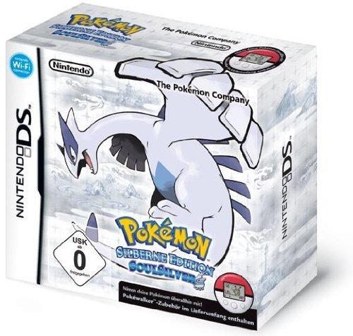Pokémon Silberne Edition - SoulSilver [DS-Spiel].