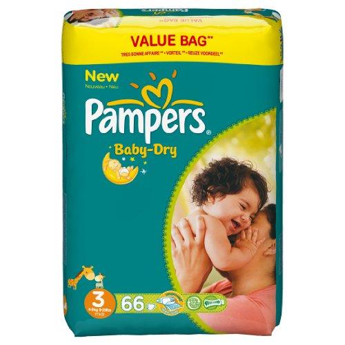 Preisvergleich Produktbild Pampers Sofas Baby-Dry Größe 3Midi (4–9kg) –-Format© CONOMIQUE 1x 66Sofas