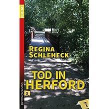 Tod in Herford (Krimi 49)