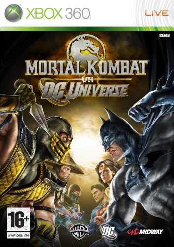 XB360 Mortal Kombat vs DC (Dc Universe-spiele Für Xbox 360)