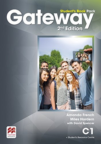 GATEWAY C1 Sb Pk 2nd Ed por Amanda French
