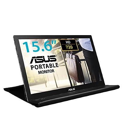 """Asus MB168B - Monitor portátil de 15.6"""" (1366x7..."""