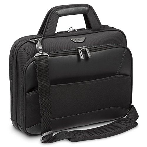 Targus Mobile VIP - Maletín para Transportar el portátil de 12''-14', Color Negro