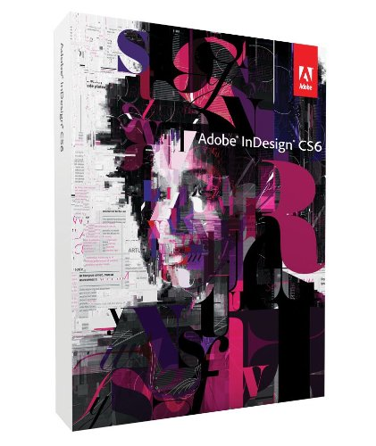 Adobe InDesign CS6 englisch MAC