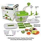 SHEFFILED CLASSIC FOOD PROCESSOR {ALL IN ONE KITCHEN SOLUTION WITH ATTA KNEADER}