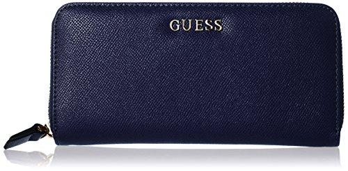 GUESS Donna Swisab P6346 Borsa Blu Size: U