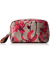 Oilily Damen Jolly Cosmeticpouch Mhz 2 Clutch, Rot (Dark Red), 8.5 x 12 x 21 cm