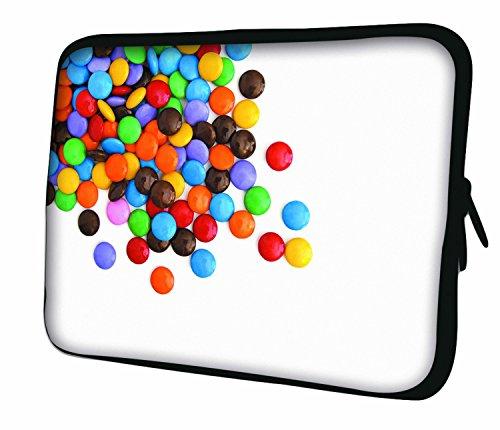 Luxburg Notebooktasche Laptoptasche Tasche aus Neopren Schutzhülle Sleeve für Laptop/Notebook Computer Tablet 14,2 Zoll