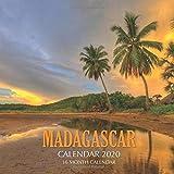 Madagascar Calendar 2020: 16 Month Calendar