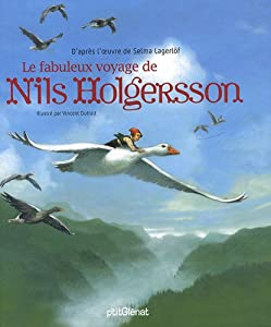"""Afficher """"Le fabuleux voyage de Nils Holgersson"""""""