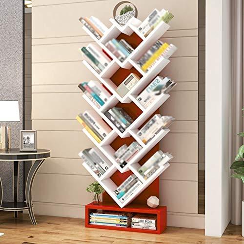 Libreria Estantería niños Color Rojo: estantería