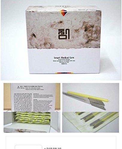 SMC Akupunkturnadeln 1000 Stück - Blister package (0.20X15mm)