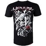 Venum Samurai Skull Camiseta, Hombre, Negro, M