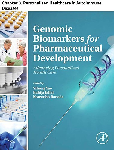 Genomic Biomarkers For Pharmaceutical Development: Chapter 3. Personalized Healthcare In Autoimmune Diseases (japan Annual Reviews In Electronics, Computers And Telecommunications) por Cornelis L. Verweij epub