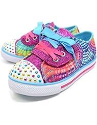 Calzado infantil Chit Chat Sunnies Skechers e16-Step