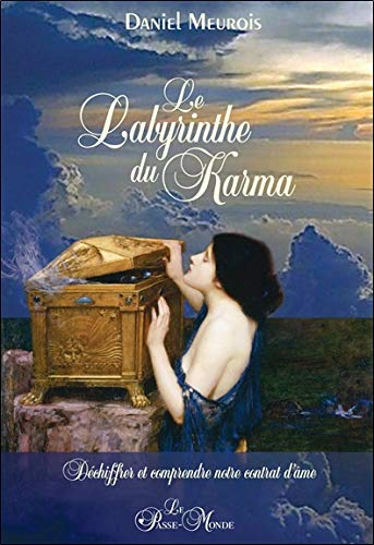 Le labyrinthe du karma - Déchiffrer et comprendre notre contrat d'âme par Daniel Meurois