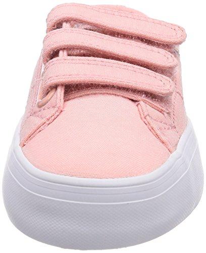 Lacoste Marcel Chunky Seg, Baskets Basses fille Rose - Pink (LT PNK/LT PNK LP2)