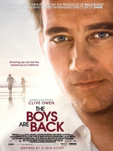 The Boys Are Back - Zurück ins Leben -