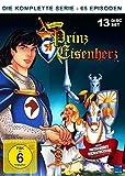 Die Legende von Prinz Eisenherz - Die komplette Serie [13 DVDs]