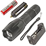 SJ 5w Professional Police LED Torch - 67
