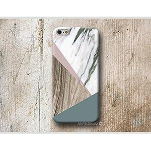 Marmor Holz Print Hülle Handyhülle für OnePlus 1+ 1 + 7 6 6T 5 3 2 LG G8 G7 G6 G5 G4 G3 LG V40 ThinQ Case Cover