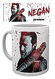 Walking Dead - Negan Blood - Keramik Tasse - Größe Ø8,5 H9,5cm