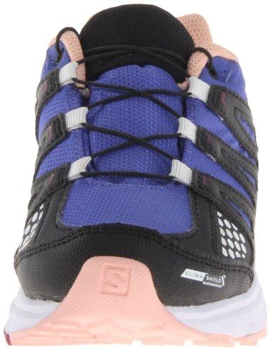 Salomon XR Mission Junior Chaussure Course Trial purple