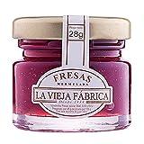 La Vieja Fábrica Mermelada de Fresas - 24 frascos