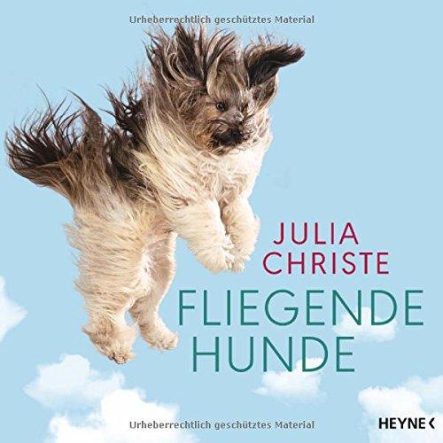 Buchseite und Rezensionen zu 'Fliegende Hunde' von Julia Christe