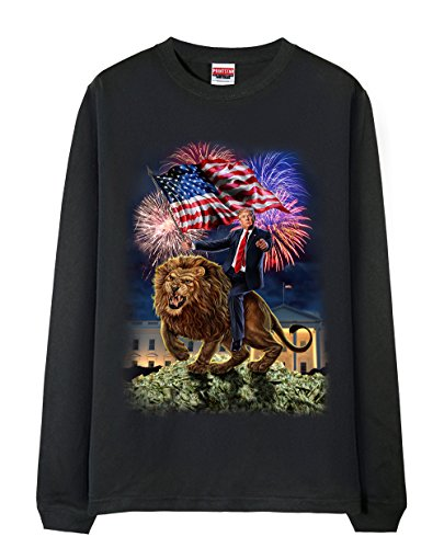 long-sleeve-t-shirt-president-of-usa-trump-on-vicious-lion-black-x-large