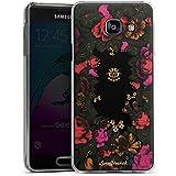 Samsung Galaxy A3 (2016) Housse Étui Protection Coque Lena Hoschek Motif floral Fashionweek