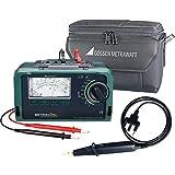 GMC de I messtechnik Juego de medidores metriso Pro Juego de 4012932126204–Multímetro analógico