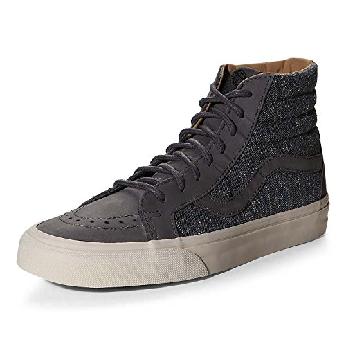 Vans Sk8-Hi Reissue DX Tweed Gray 44.5
