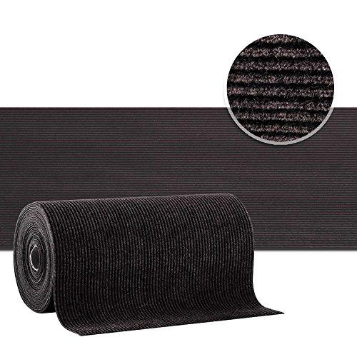 Top Qualität Braun Fußmatte–Eingang holt Matten–Gerippte strapazierfähige...