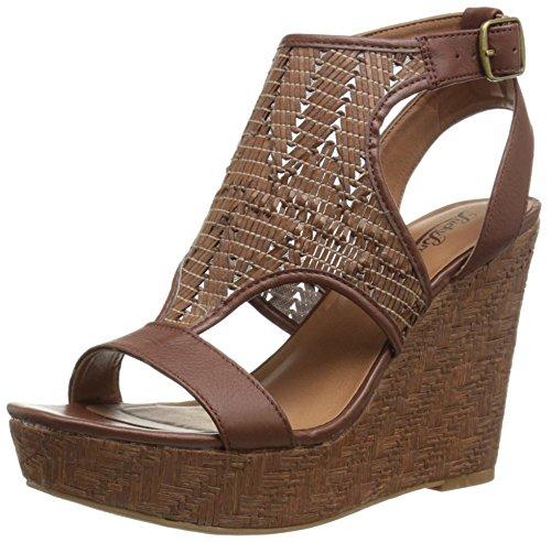 lucky-brand-laffertie-femmes-us-10-brun-sandales-compenses