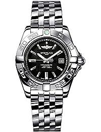 Breitling Galactic Reloj de mujer cuarzo suizo 32mm A71356L2/BA10SS