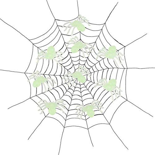 ick Spielzeug Party Halloween Haunted Haus Stütze Dekor_Hirolan (Green) (Tricks Für Halloween Für Erwachsene)