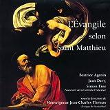 L'Évangile selon Saint Matthieu : Dans la version de la Bible de Jérusalem
