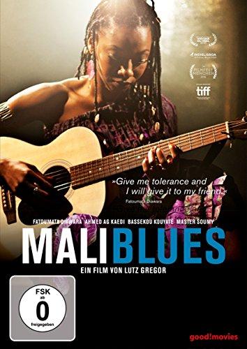 Mali Blues (OmU) [DVD + Bonus CD]