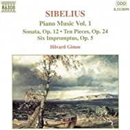 Sibelius: Piano Music, Vol. 1