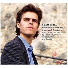Central Europe - Werke für Cello und Klavier
