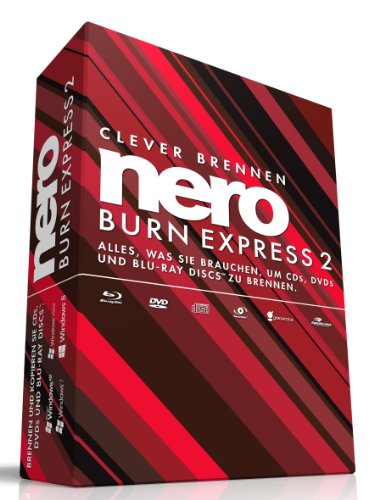 Nero Burn Express 2