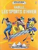 Habille... les sports d'hiver