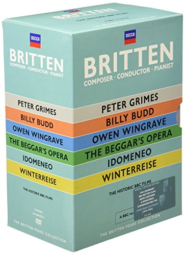 The Britten-Pears Collection [7 DVDs]