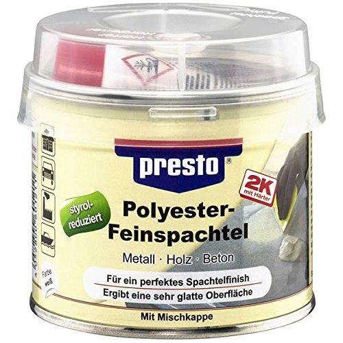 Preisvergleich Produktbild Presto Polyester Feinspachtel 1 Kg