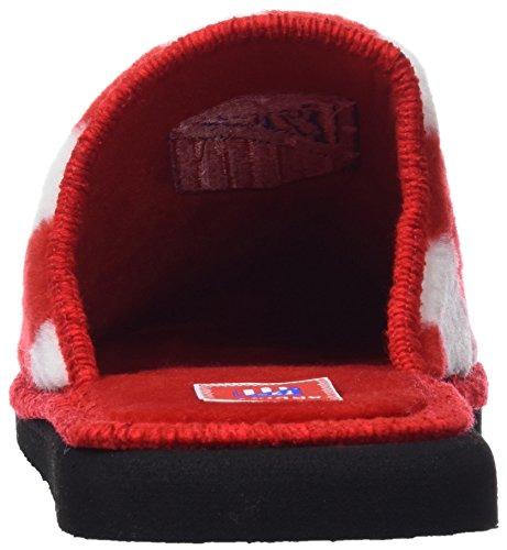 ANDINAS - 799-20 - 799-20 - Chaussures - Garçon Rouge