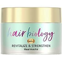 Hair Biology Meno Balance Revitalize & Strengthen Haarmaske, Für Dünner Werdendes Haar, Mit Pro-V Und Vitamin B7…