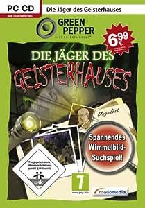 Die Jäger des Geisterhauses [Green Pepper]