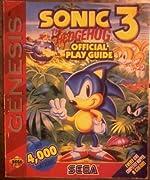 Sonic the Hedgehog 3 Official Play Guide de Simon Hill